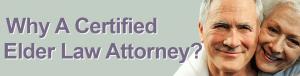 Donald D. Vanarelli, Esq. has been board-certified as an elder law attorney since 1998.